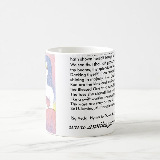 Aurora - Hymn to Dawn Coffee Mug