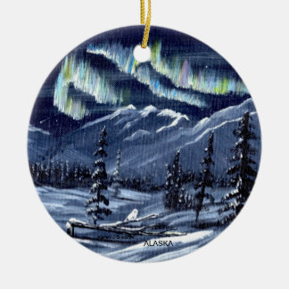 Aurora Ornament