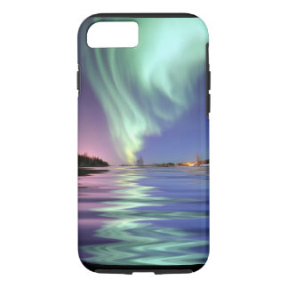 Aurora Over Alaska iPhone 7 Case