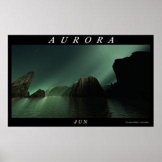 AURORA PRINT