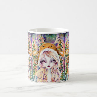 """Aurora Woods"" mug"