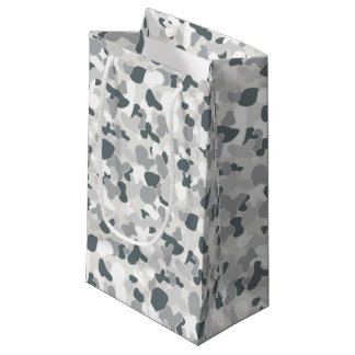 Auscam snow small gift bag
