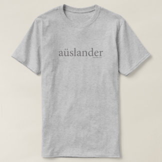 aüslander T-Shirt