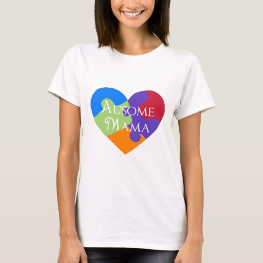 Ausome Mama basic T-Shirt