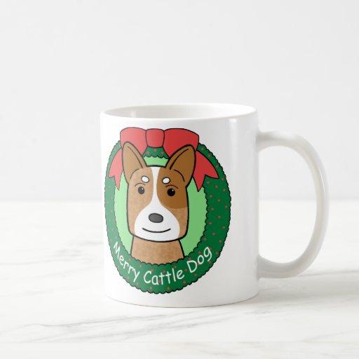 Ausralian Cattle Dog Mugs
