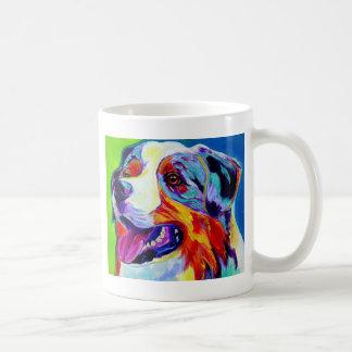 Aussie #1 basic white mug