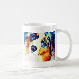 Aussie #3 classic white coffee mug