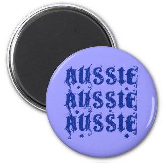 Aussie Aussie Aussie Magnet