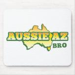 Aussie AZ BRO! Mouse Pads