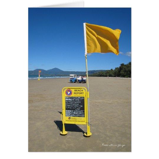 Aussie Beach Report Card