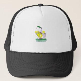 aussie big mouth, tony fernandes trucker hat