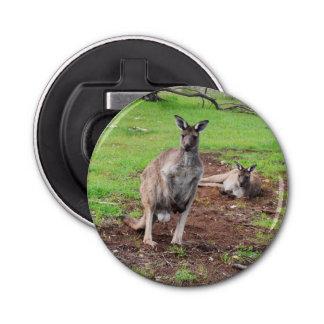 Aussie Buck Kangaroo, Magnetic Bottle Opener. Bottle Opener