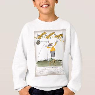 aussie centre forward sweatshirt