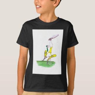 aussie cricket nutmeg, tony fernandes T-Shirt