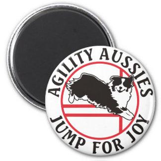 Aussie CS339JOY Magnets