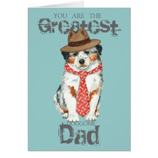 Aussie Dad Card
