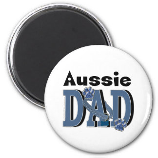 Aussie DAD Fridge Magnet