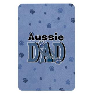 Aussie DAD Vinyl Magnet