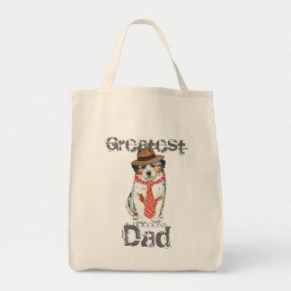 Aussie Dad Tote Bag