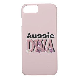 Aussie DIVA iPhone 7 Case