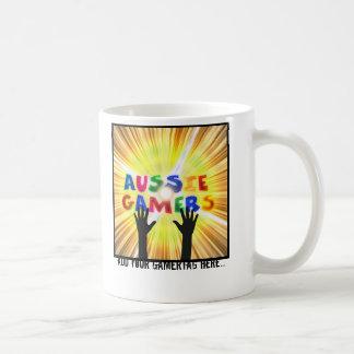 Aussie Gamers Drinking Mug