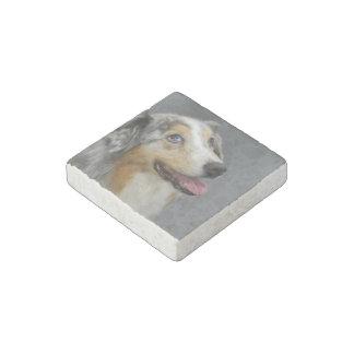 Aussie Stone Magnet