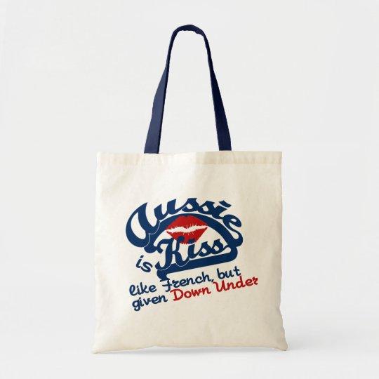 Aussie Kiss bag - choose style