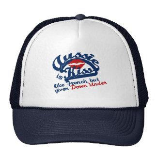 Aussie Kiss hat - choose color