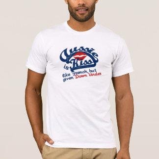 Aussie Kiss shirt - choose style