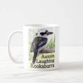Aussie Laughing Kookaburra Coffee Mug