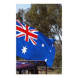 Aussie Pride Stationery Paper
