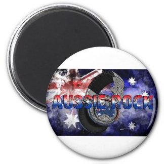 Aussie Rock 2 Refrigerator Magnet