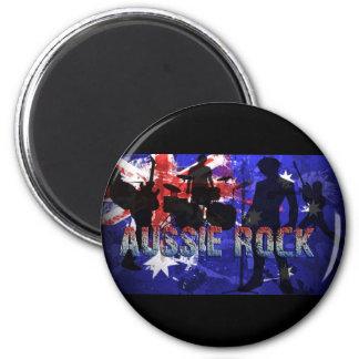 Aussie Rock Refrigerator Magnet