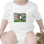 Aussie Shep 2 - Garden Baby Creeper
