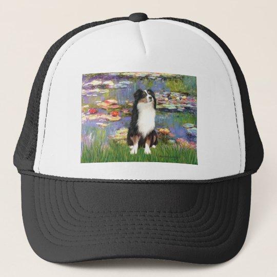 Aussie Shep 2 - Garden Trucker Hat