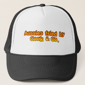 Aussies fried by Cook & Co Trucker Hat