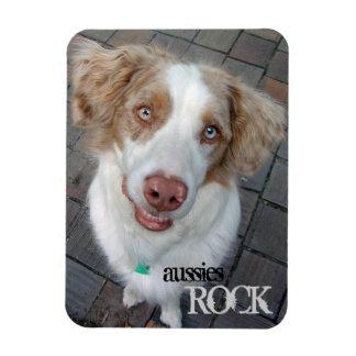 Aussies Rock Magnet