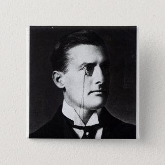 Austen Chamberlain 15 Cm Square Badge