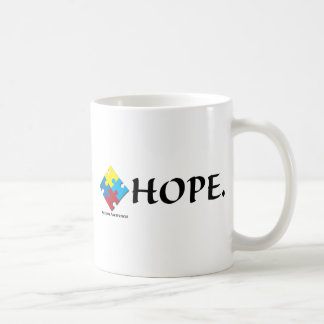 Austim Coffee Mug Basic White Mug