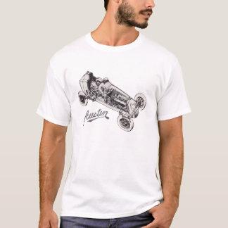 Austin 7 Racer Car Classic Vintage Hiking Duck T-Shirt