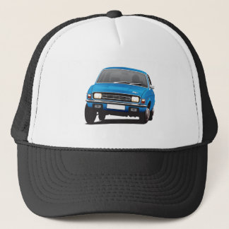 Austin Allegro blue Trucker Hat
