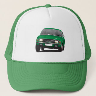 Austin Allegro green Trucker Hat