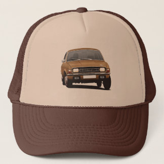 Austin Allegro UK brown Trucker Hat
