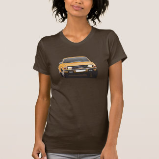 Austin Allegro UK DIY orange T-Shirt