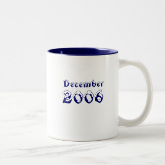 Austin, Austin, December, 2006 Two-Tone Coffee Mug