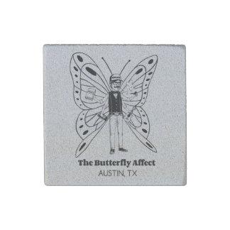 Austin BA Fancy Stone Magnet