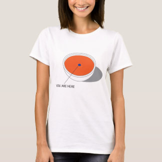 Austin - Blueberry in the Tomato Soup T-Shirt