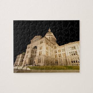 Austin Capital Building Jigsaw Puzzle