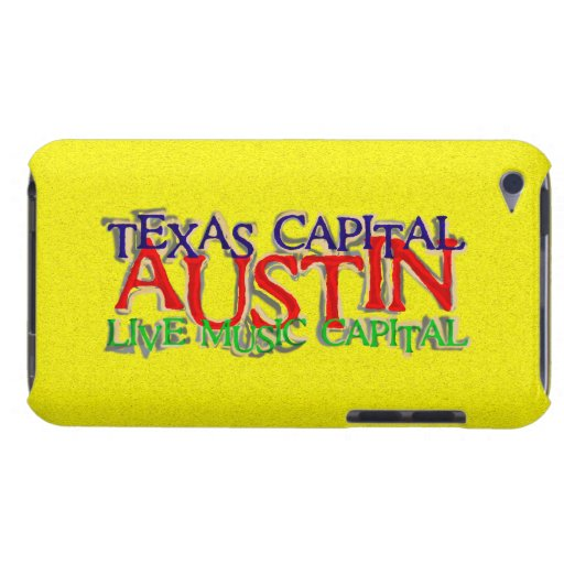 AUSTIN BARELY THERE iPod COVER