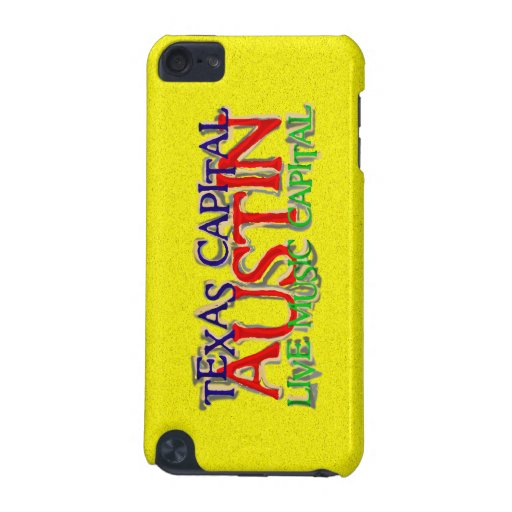 AUSTIN iPod TOUCH 5G CASES